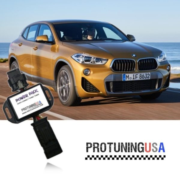 BMW X1 X2 Turbo Tuner Power Pack PSI Booster